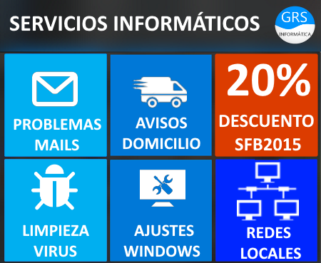 CATALAGO DE SERVICIOS INFORMÁTICOS