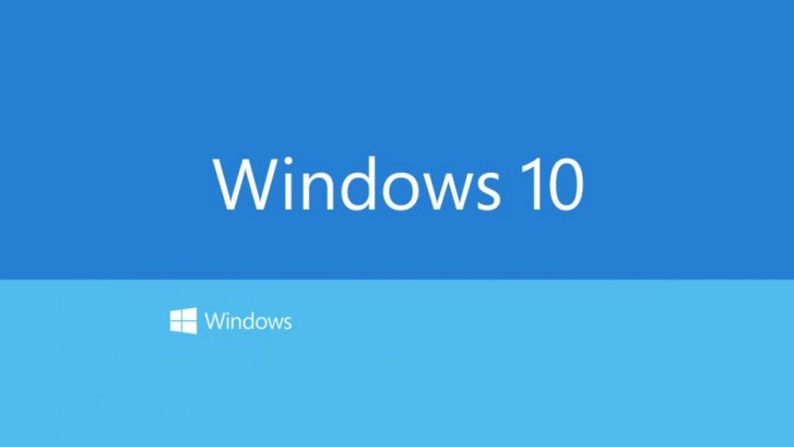 Logo de Windows 10