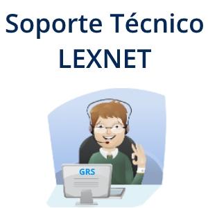 Soporte técnico lexnet
