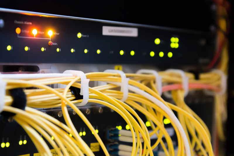 Conectividad y redes empresariales